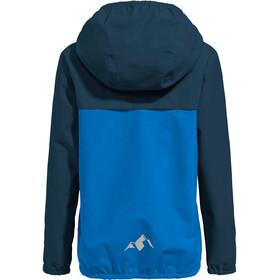 VAUDE Turaco II Jacke Kinder radiate blue